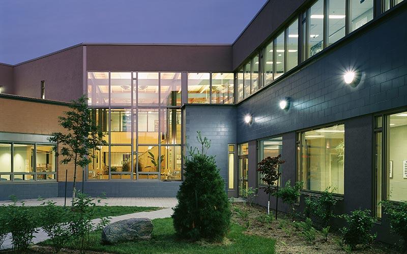 Glen Park Public School Taylorsmyth Architects Taylor