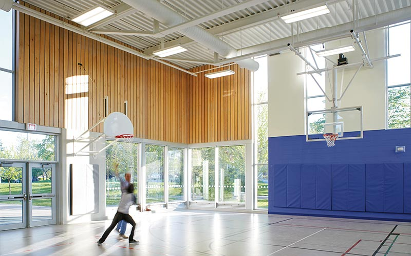 Cedarvale Community School Taylorsmyth Architects Taylor