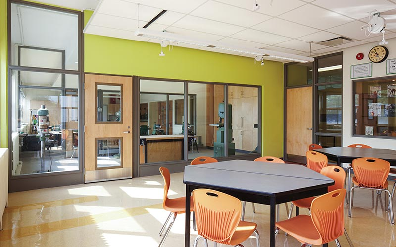 Cedarvale Community School Taylorsmyth Architects Taylor