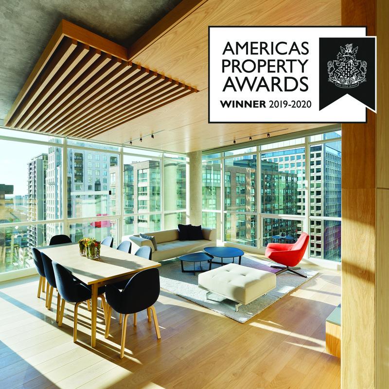 Americas Property Awards: Bay Street Condo