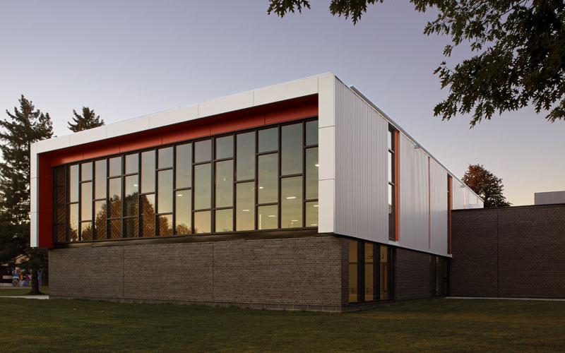 Earl Bales Community Centre Gymnasium