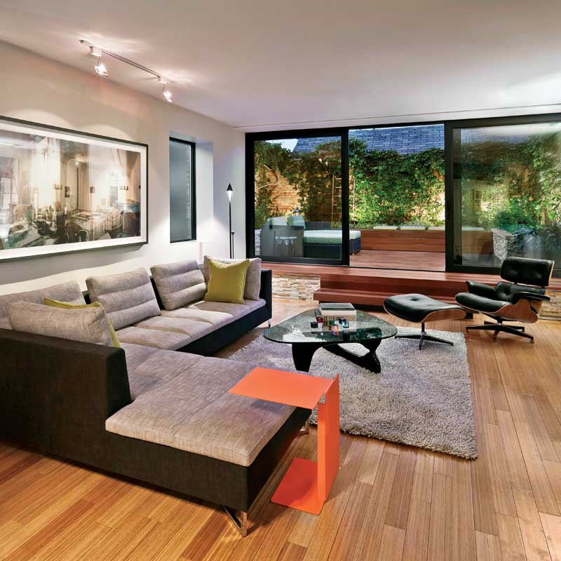 Armstrong Avenue Residence